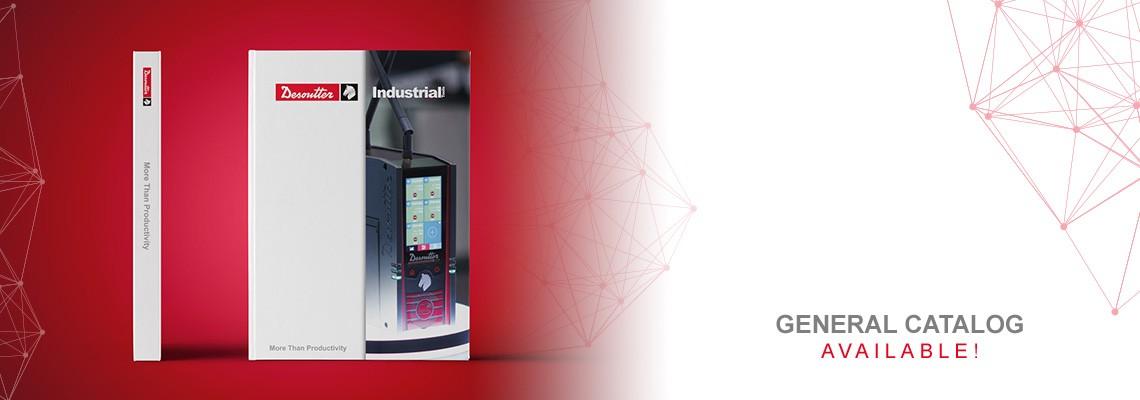 Novi splošni katalog podjetja Desoutter s posebnimi orodji in rešitvami za področje industrije 4.0.