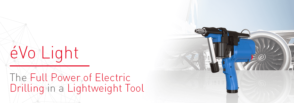 Novo polavtomatsko električno orodje za vrtanje: éVo Light