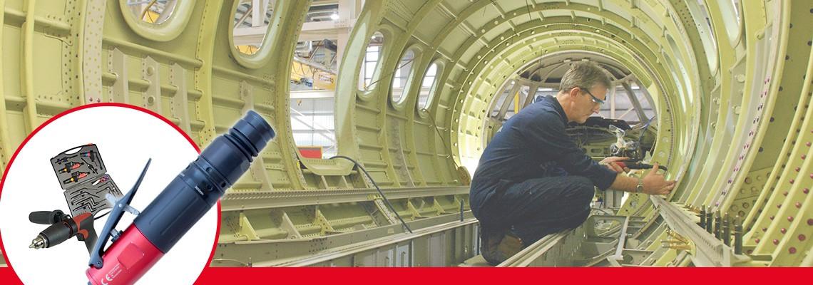 Spoznajte popoln razpon pnevmatskih vrtalnikov: ravnih in z več nastavki, kotnih in s pištolnim ročajem, visokozmogljivih s kotno glavo in vrtalnikov s pomikom na zobato letev. Zaprosite za ponudbo.