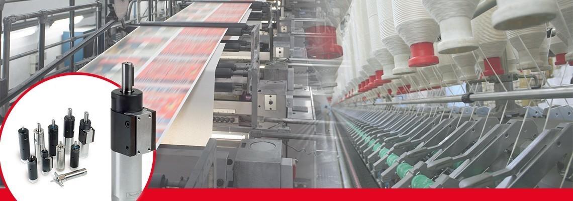 Družba Desoutter Industrial Tools je zasnovala celovito ponudbo enosmernih pnevmatskih motorjev z navojno gredjo. Za podrobnejše informacije se obrnite na nas ali pa zaprosite za ponudbo.