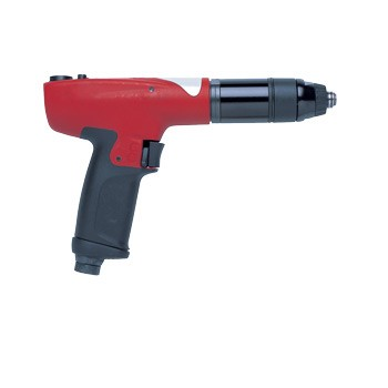 Screwdrivers shut-off pistol grip